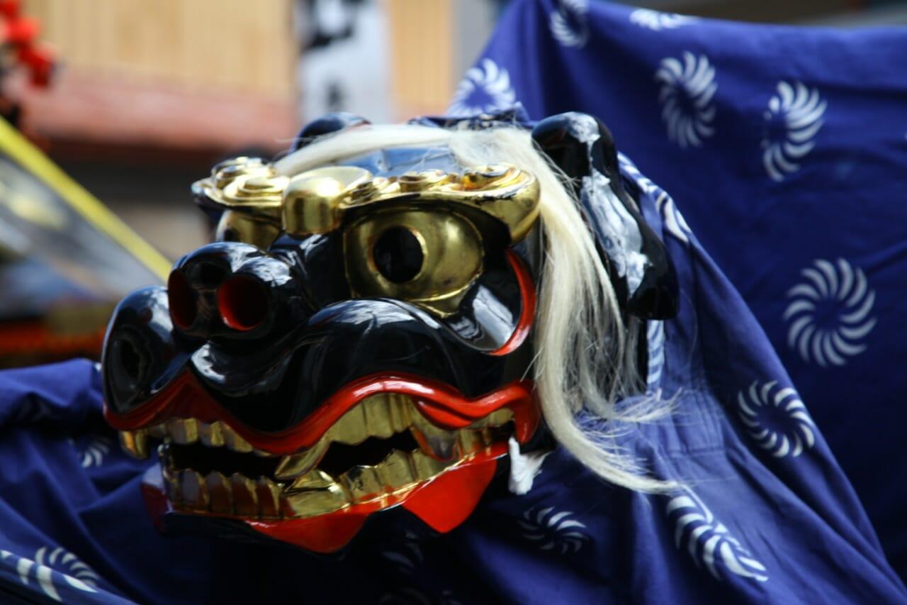 八幡宮祭典(桑畑)