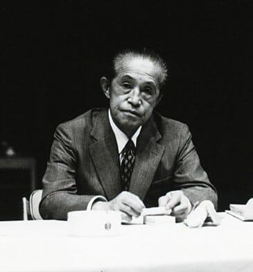 井上靖先生