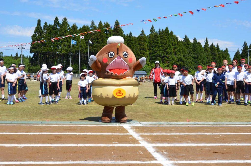 風間浦小・中学校合同運動会