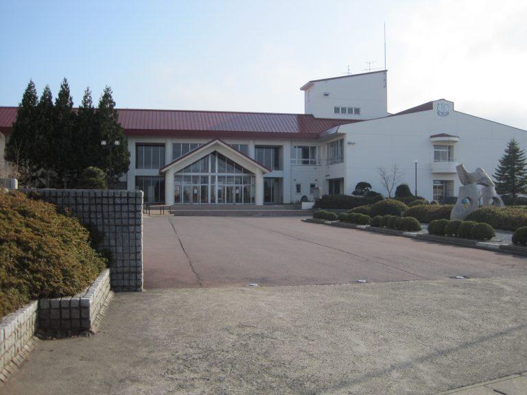 風間浦村中學校
