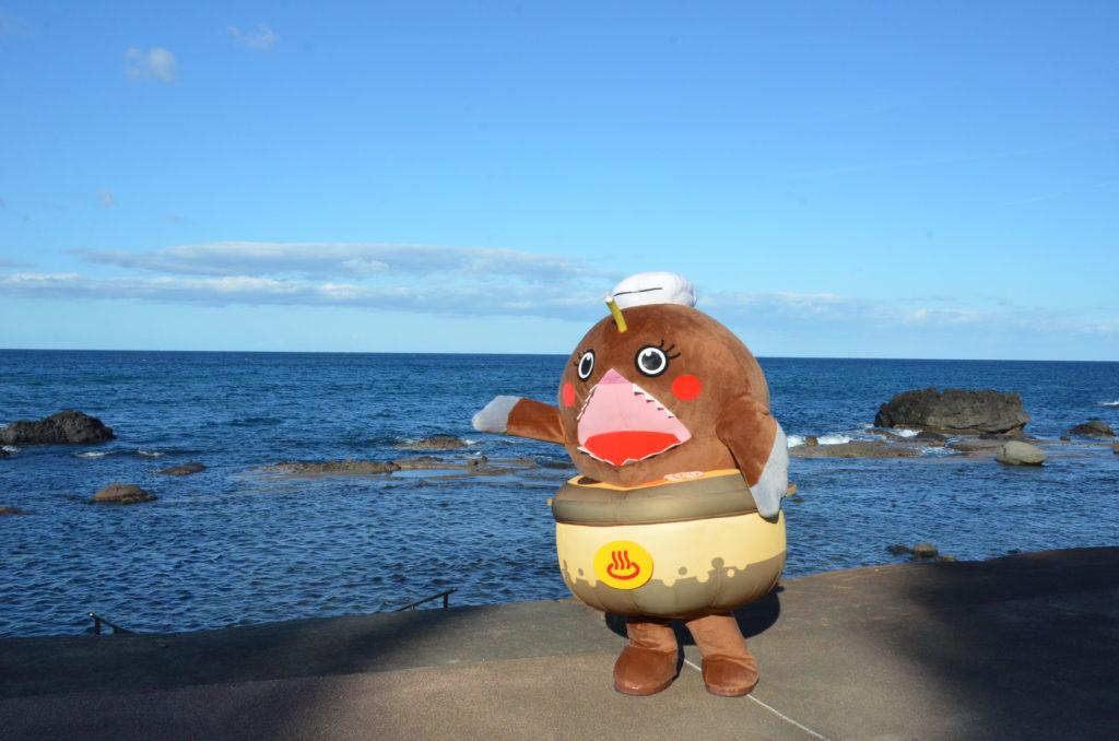 キレイな海!ごらんくださ~い♪